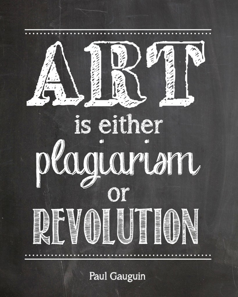 art-is-plagairism-printable